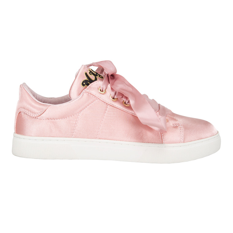 Sofie Schnoor satin NYC Sneakers