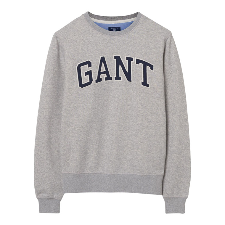 Gant Outline Crew Sweatshirt
