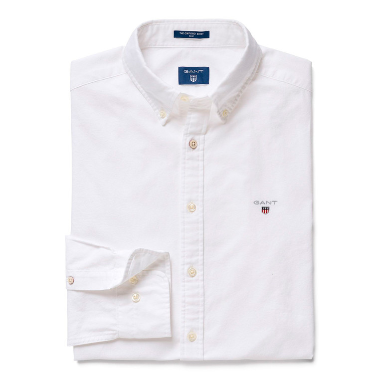 Gant The Oxford Slim Fit Skjorte