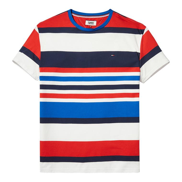 Tommy Jeans Multistripe T-shirt