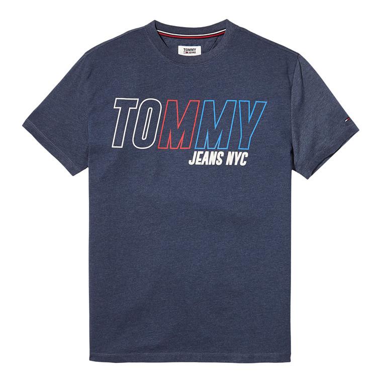 Tommy Jeans Block Logo T-shirt