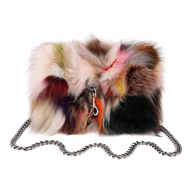 Cosy Concept Fur Selma Fox Taske