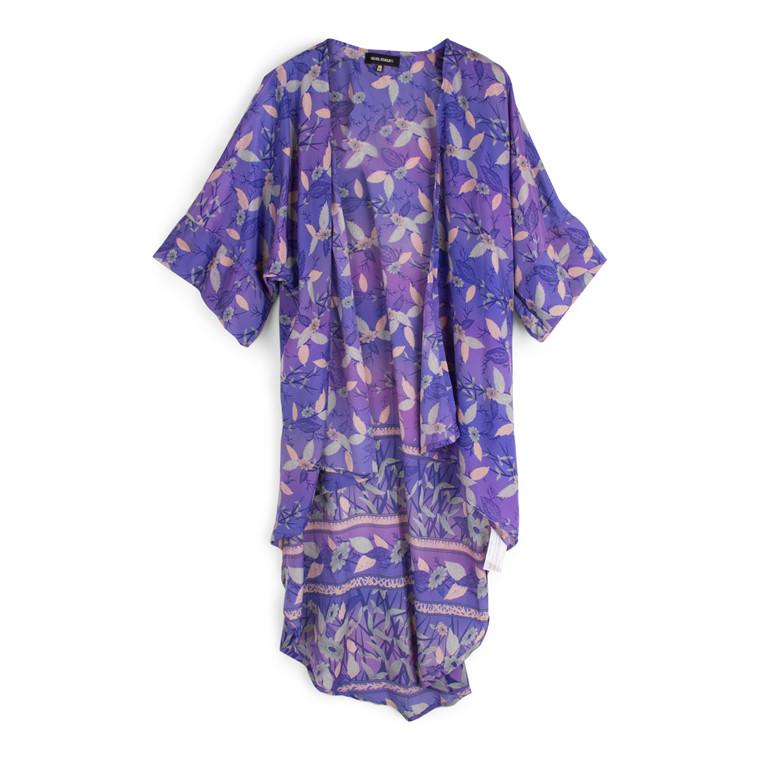 Sissel Edelbo Hi-Low Kimono