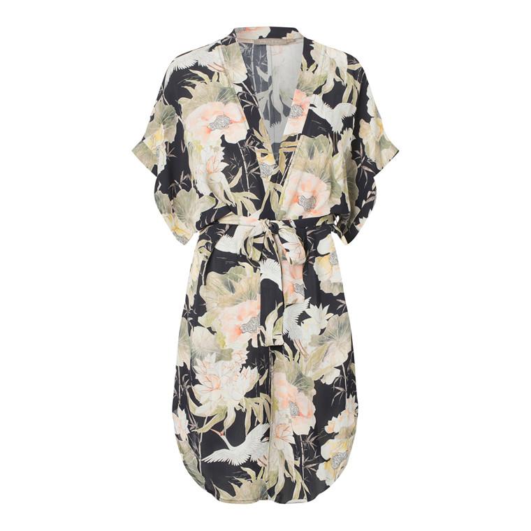 Plus Fine Agalia Kimono