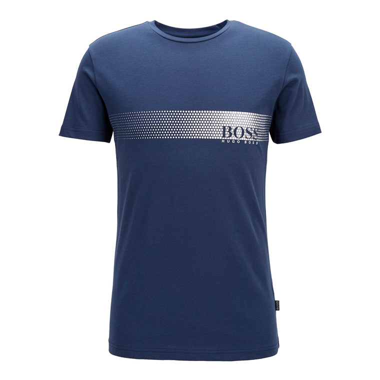 Hugo Boss Sunsafe logo T-shirt