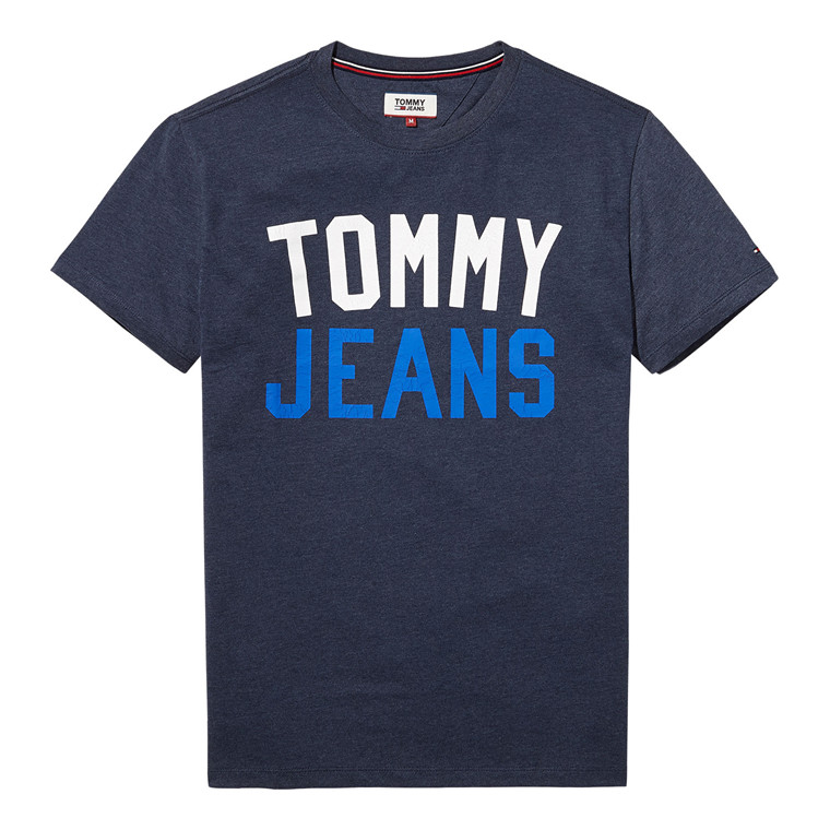 Tommy Jeans College Logo T-shirt