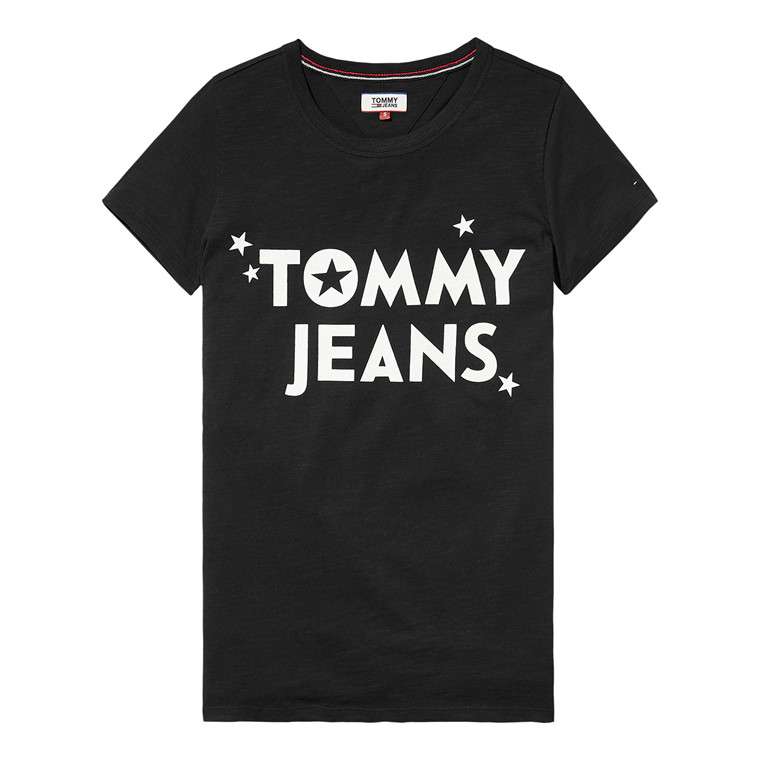 Tommy Jeans Star Logo T-shirt