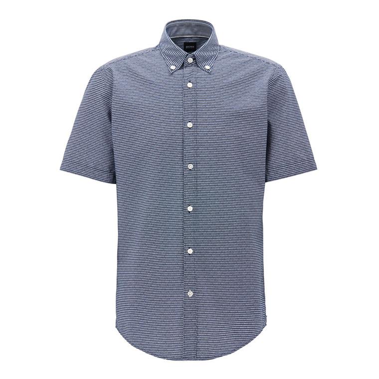 Hugo Boss Lodi 1 Kortærmet Skjorte