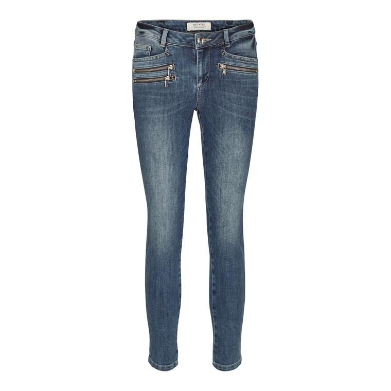 Mos Mosh Berlin Zip 7/8 Jeans