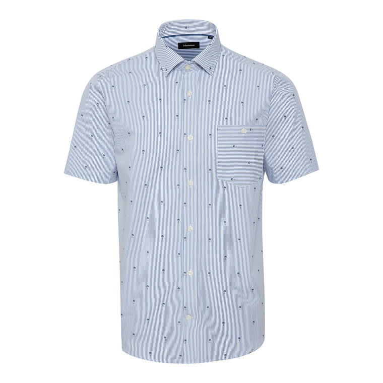 Matinique Trostol Kortærmet Skjorte
