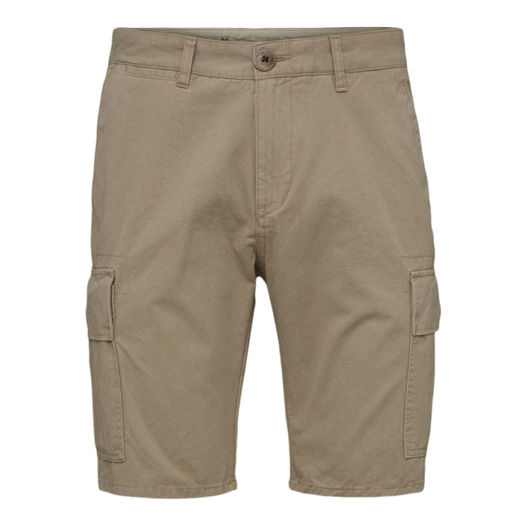 Knowledge Cotton Cargo Shorts Shorts