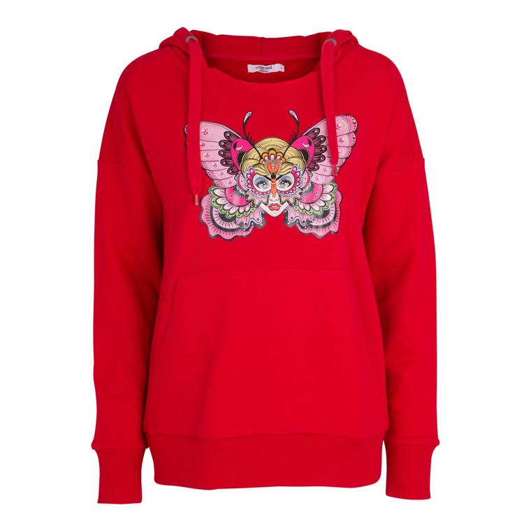 Unlimited Edition Lady Butterfly Hoodie