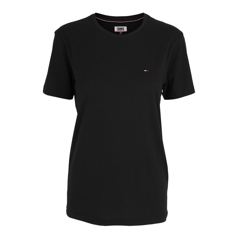 Tommy Jeans Basic Cn Knit T-shirt