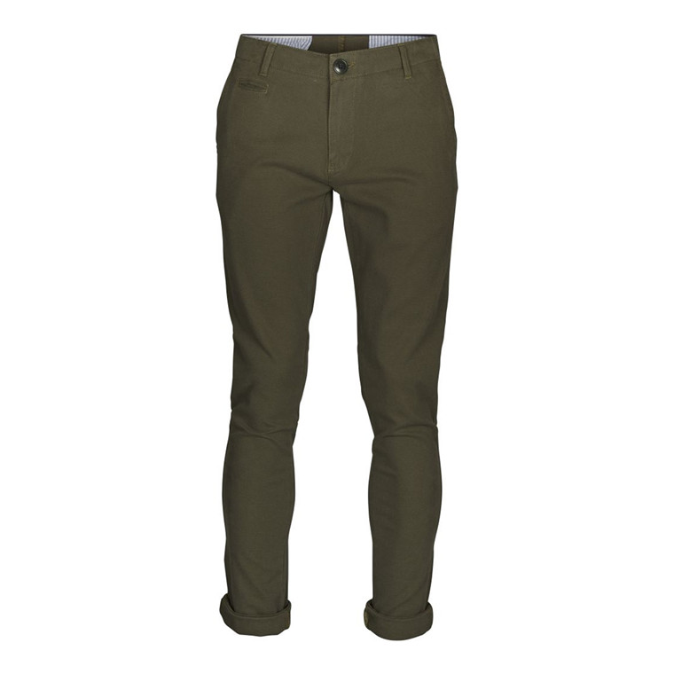 Knowledge Cotton CHINO Bukser