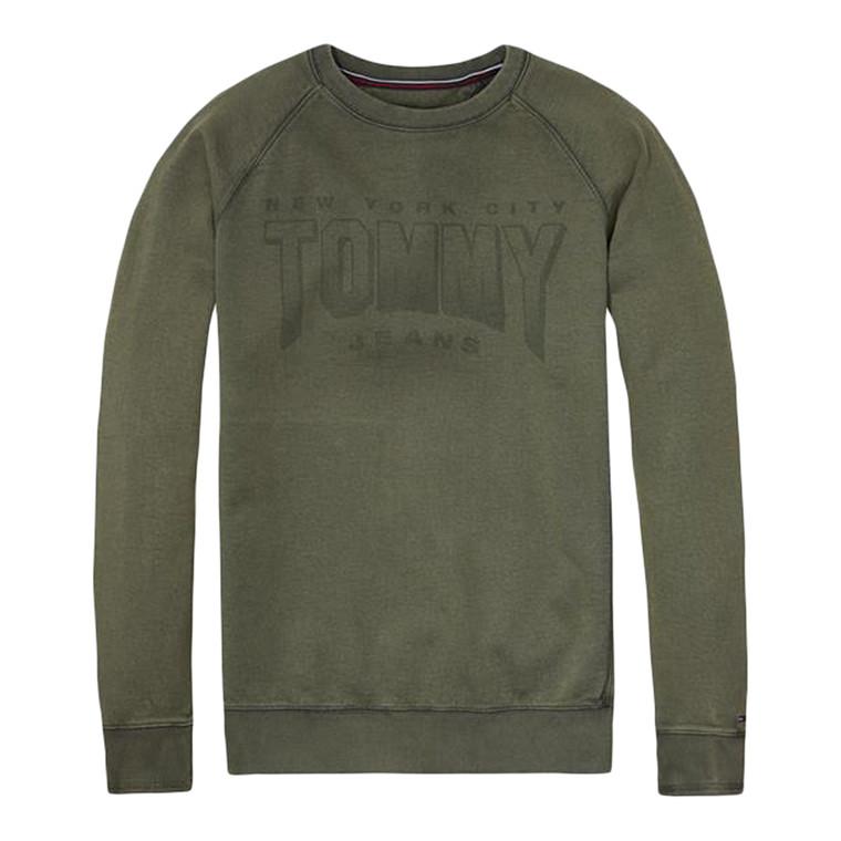 Tommy Jeans GD Logo Cn Sweatshirt