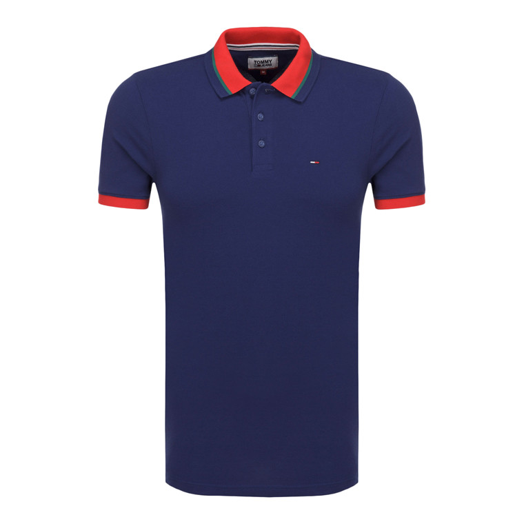 Tommy Jeans Reg Tipping Polo