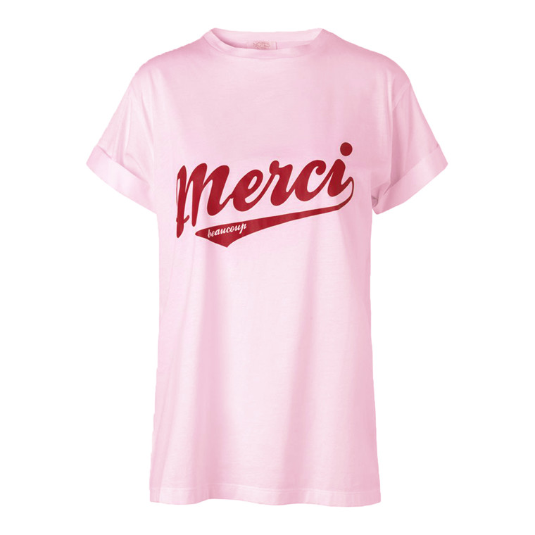 Notes Du Nord Hoop Print T-shirt