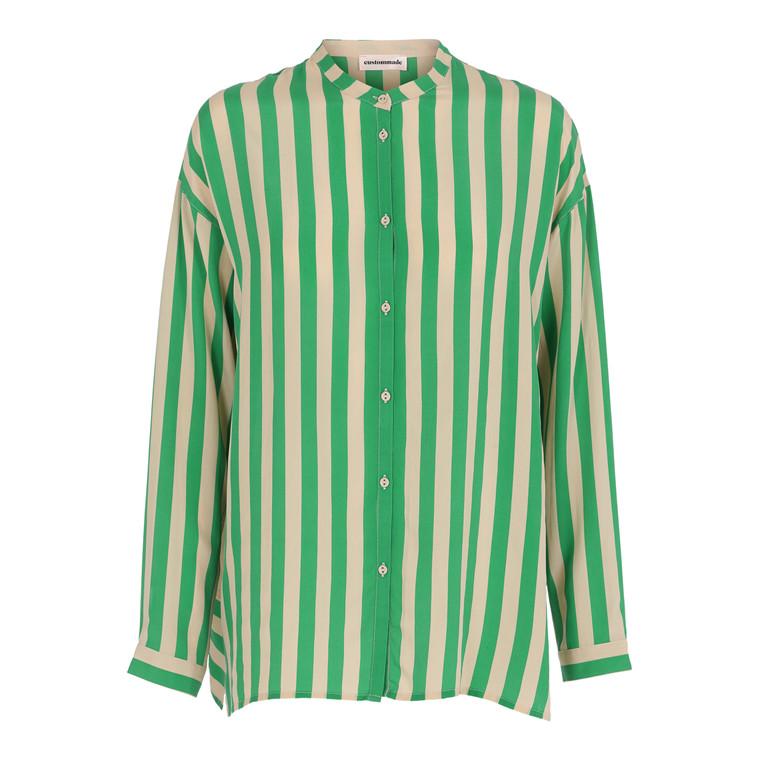 Custommade Reysa Silk Skjorte