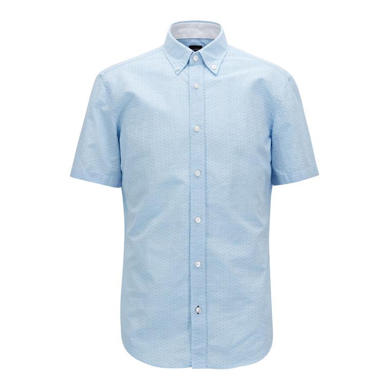 Hugo Boss Roddy 21 Kortærmet Skjorte