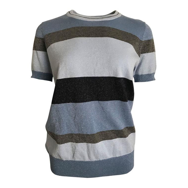 Neo Noir Jude stribe T-shirt