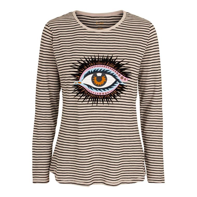 Fine Cph Cara Langærmet T-shirt