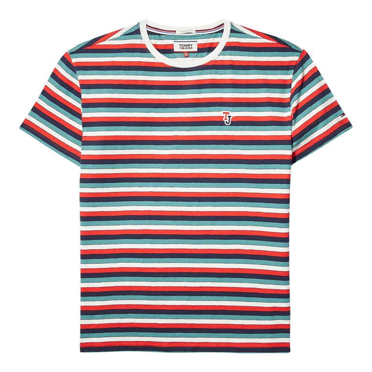Tommy Jeans Multi Stripe T-shirt