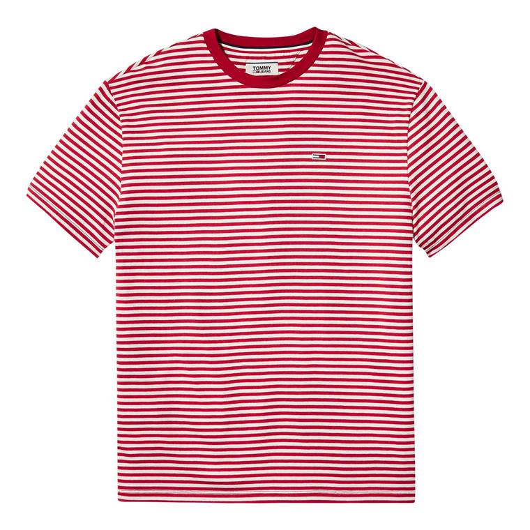 Tommy Jeans Stripe Classics T-shirt