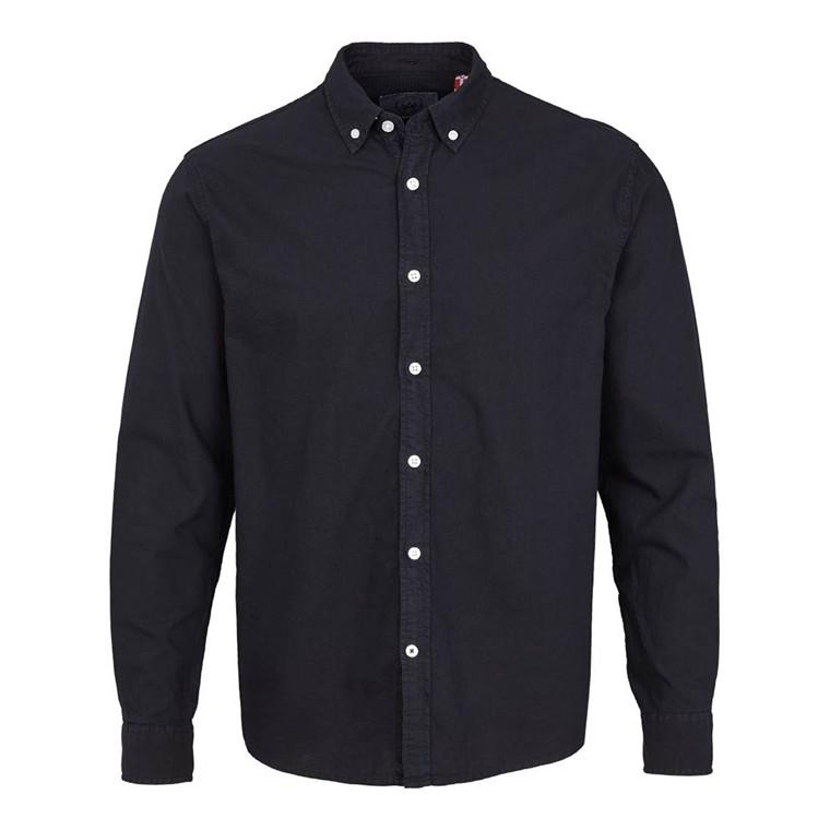 Kronstadt Johan Oxford Dyed Skjorte