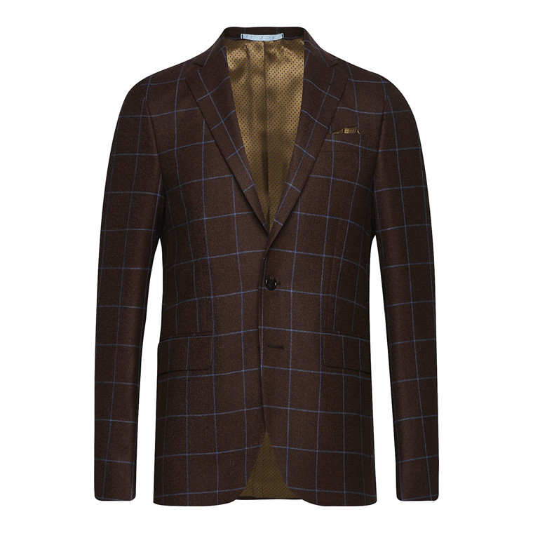 Sand Window Blazer