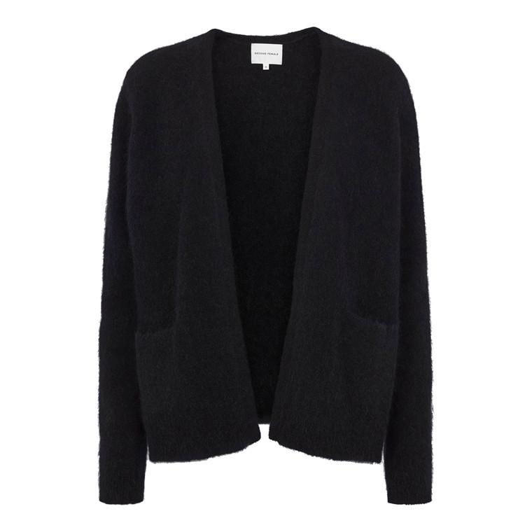Second Female Brook Knit Short Cardigan