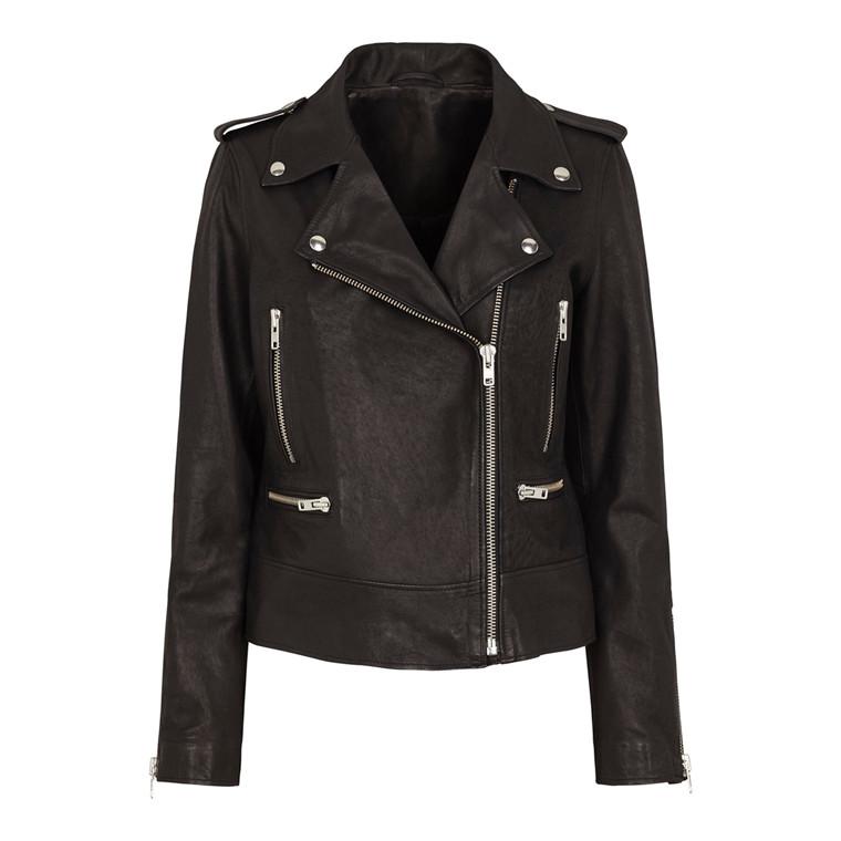 Second Female Metin Leather Jakke