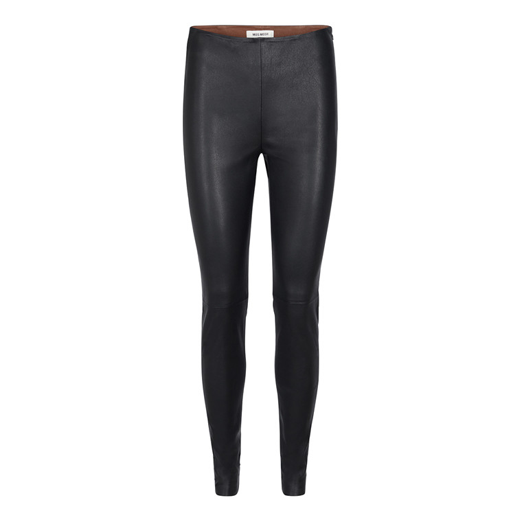 Mos Mosh Lucille Stretch Leather Leggings