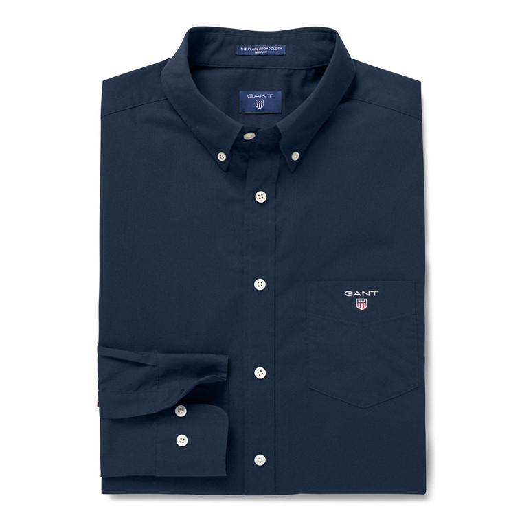 Gant Regular Broadcloth Skjorte