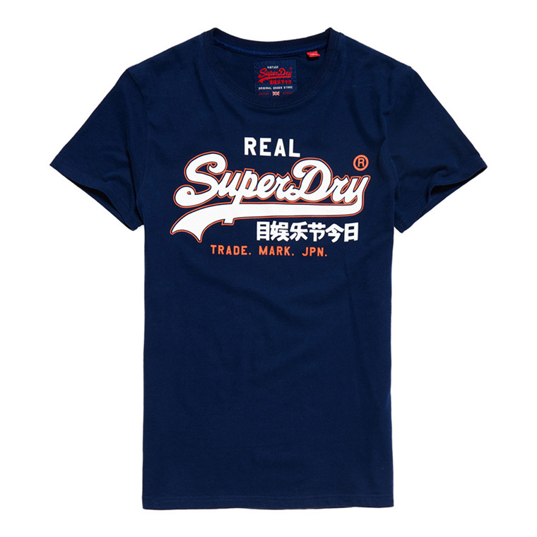 Superdry Vintage Logo Entry T-Shirt