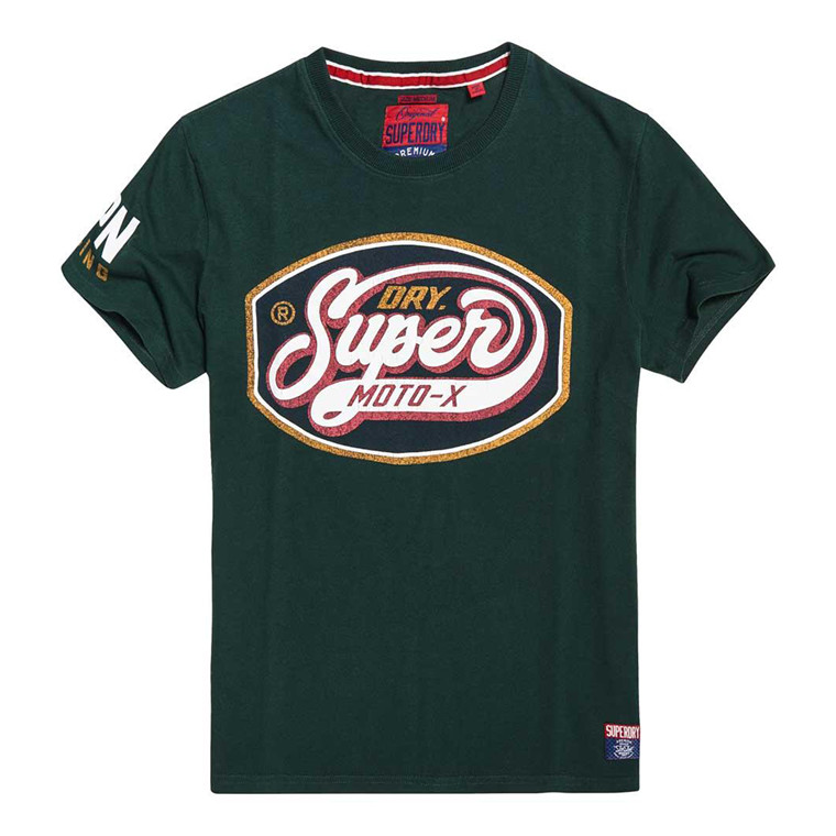 Superdry Power Supplies Heritage Classic T-shirt
