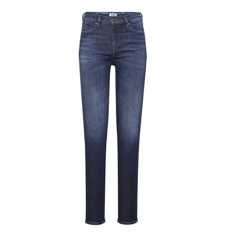 Tommy Jeans Md Rise Skinny Nora 7/8 Jeans