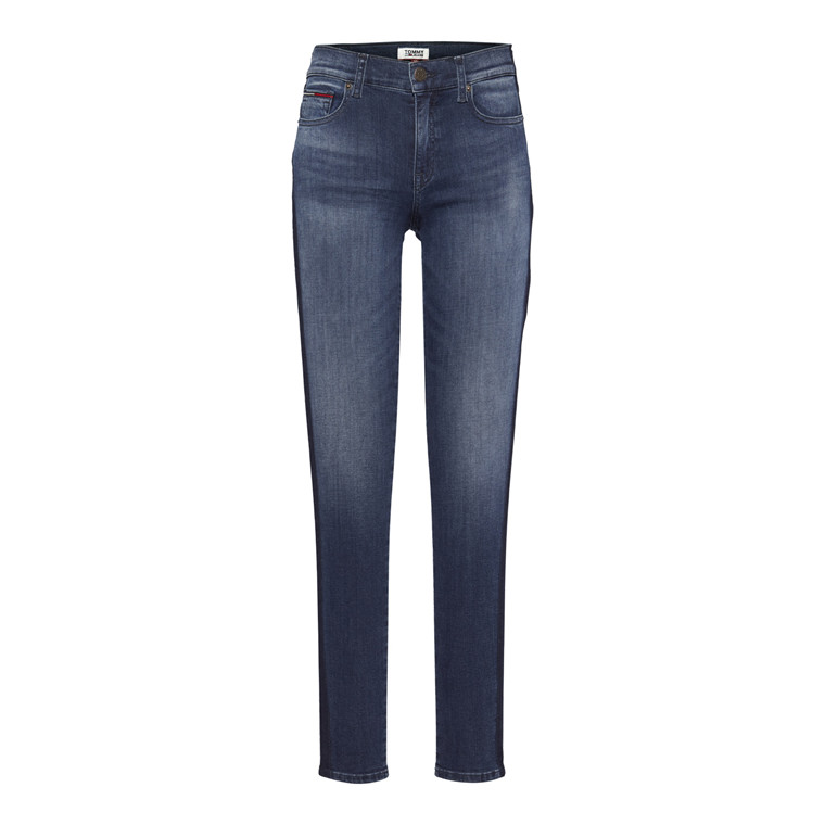 Tommy Jeans Md Rise Skinny Nora Jeans