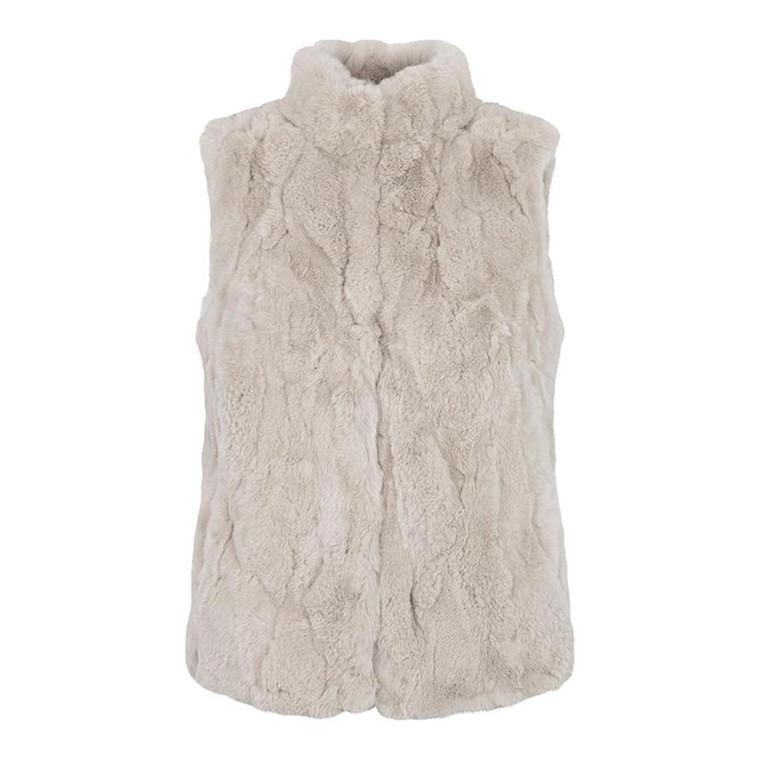 Natures Collection Katy Rex Rabbit Vest