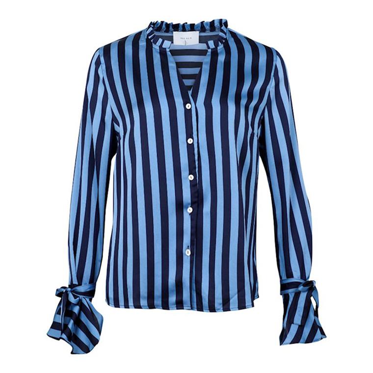 Neo Noir Arizona Broad Stripe Skjorte