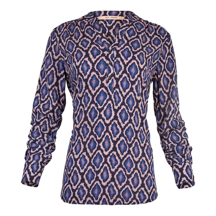 Rue De Femme Doodle New Skjorte