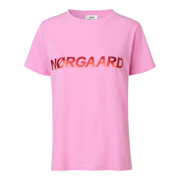 Mads Nørgaard Single Organic Trenda p C T-shirt