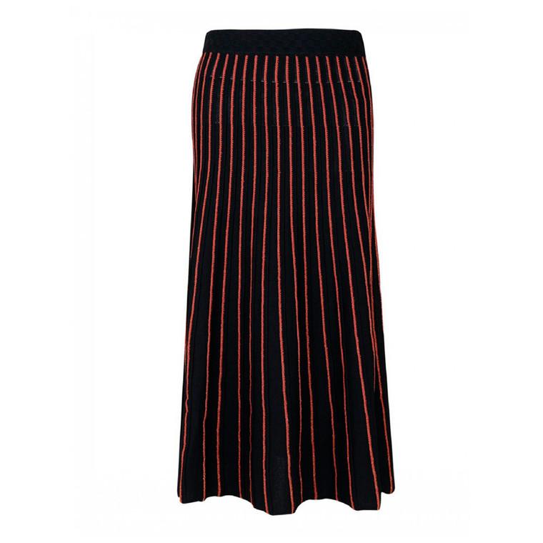 Neo Noir Damin Knit Nederdel