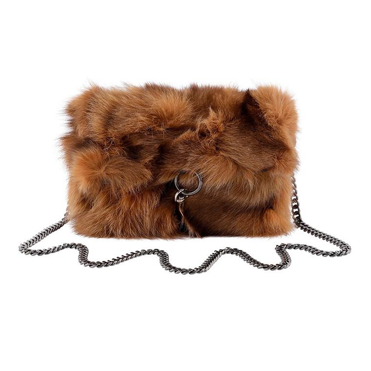 Cosy Concept Fur Selma Taske