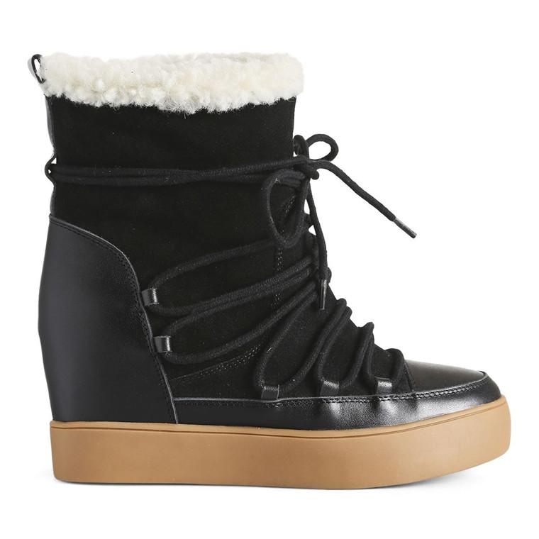 Shoe The Bear Trish Wool Støvle