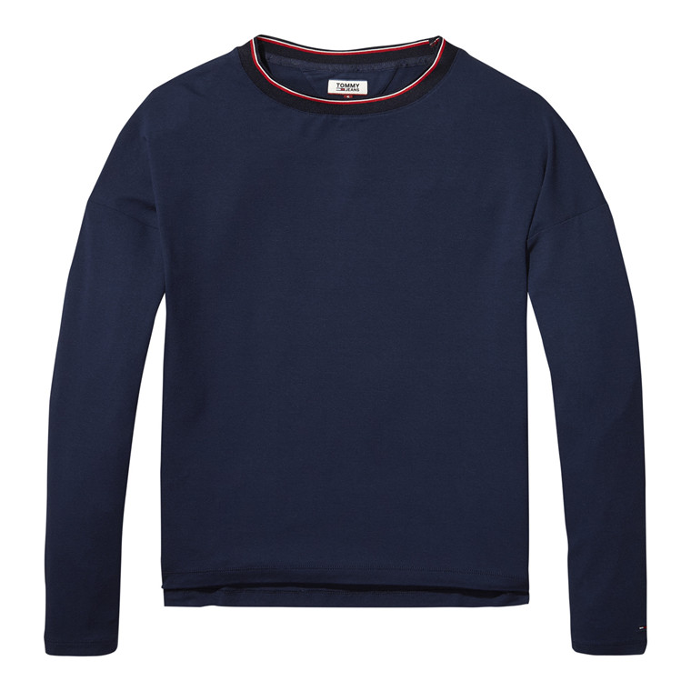 Tommy Jeans DW0DW05368 Bluse