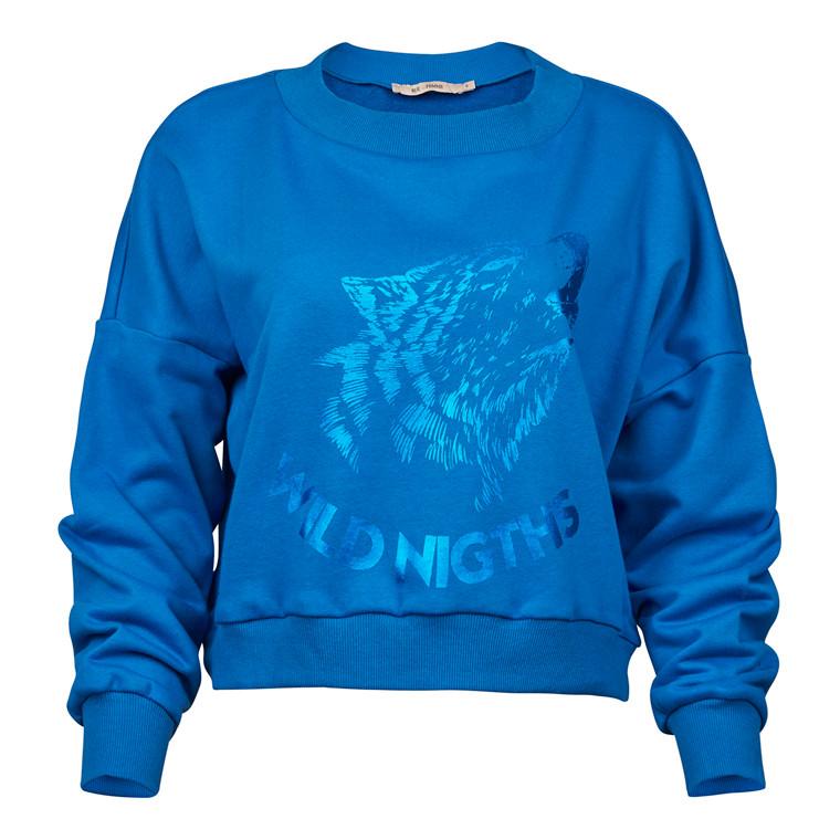 Rue De Femme Wolf Sweater