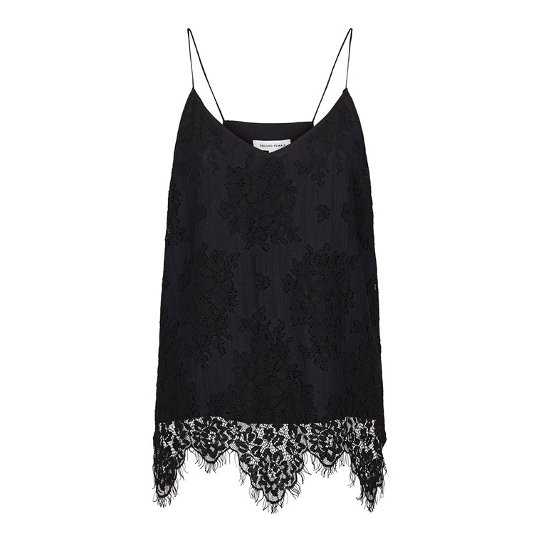 Second Female Kita Lace Top