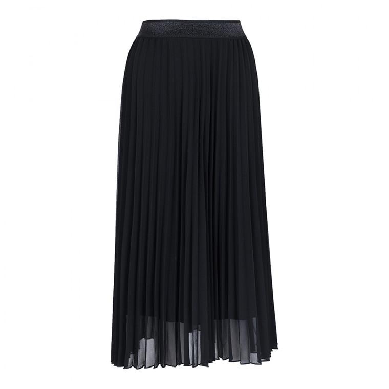 Neo Noir Fria Solid Nederdel