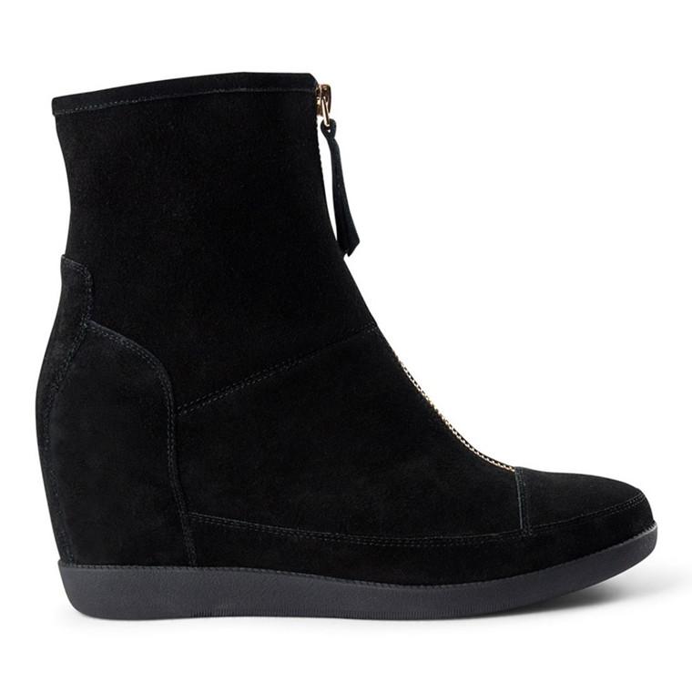 Shoe The Bear Emmy Ruskinds Zip Støvler