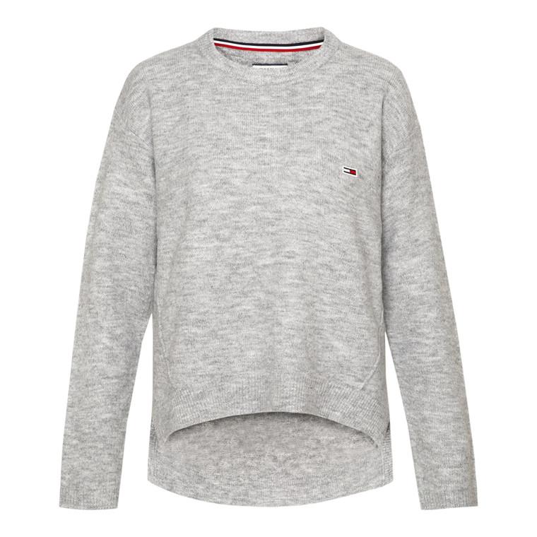 Tommy Jeans Side Stitch Detail Sweater